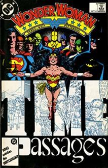 Wonder Woman (1986-) #8 - George Pérez,Len Wein,George Pérez