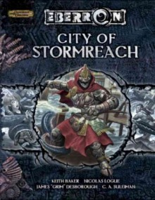 City of Stormreach - Nicolas Logue,James Desborough,C.A. Suleiman,Keith Baker