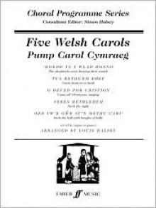 Five Welsh Carols - Alfred A. Knopf Publishing Company