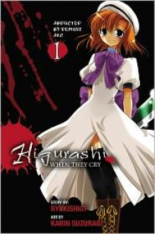 Higurashi When They Cry, Volume 1 - Ryukishi07,Karin Suzuragi
