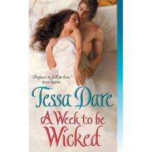 A Week to Be Wicked (Spindle Cove, #2) - Tessa Dare