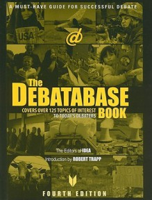 Debatabase Book - Idea Editors, Robert Trapp, Editors of Idea