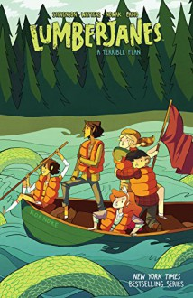 Lumberjanes Vol. 3 - Shannon Waters, Carolyn Nowak, Noelle Stevenson, Faith Erin Hicks, Various