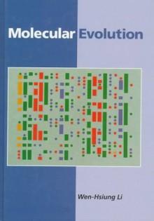 Molecular Evolution - Wen-Hsiung Li