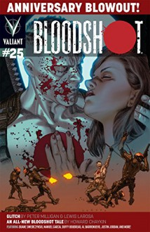 Bloodshot (Issue #25 -Cover A) - Peter Milligan,Lewis LaRosa