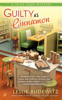 Guilty as Cinnamon - Leslie Ann Budewitz