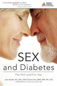 Sex and Diabetes - Janis Roszler, Donna Rice