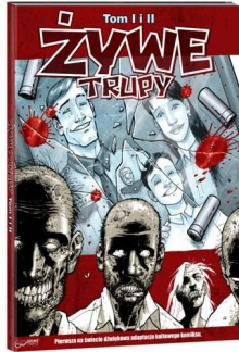 Żywe trupy. Tom 1-2 (audiobook CD) - Kirkman Robert