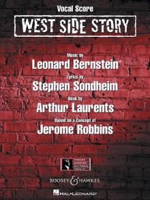 West Side Story (Vocal Score) - Leonard Bernstein
