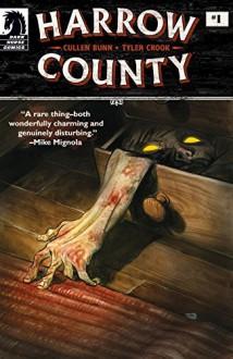 Harrow County #1 - Tyler Crook,Cullen Bunn