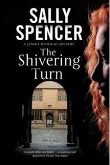 The Shivering Turn: A Pi Series Set in Oxford - Sally Spencer