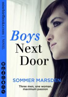 Boys Next Door - Summer Marsden