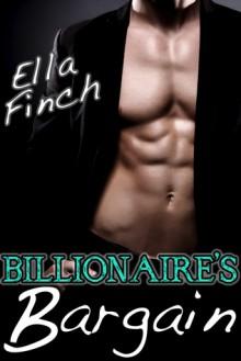 Billionaire's Bargain - Ella Finch