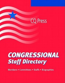 Congressional Staff Directory: 112th Congress, First Session - Joel D. Treese
