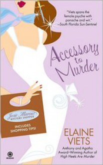 Accessory to Murder - Elaine Viets