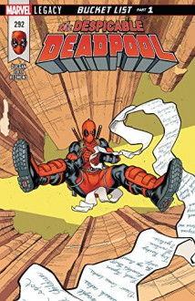 Despicable Deadpool (2017-) #292 - Matteo Lolli,Gerry Duggan,Mike Hawthorne