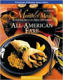Month of Meals: All-American Fare - American Diabetes Association