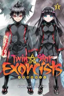 Twin Star Exorcists, Vol. 1: Onmyoji - Yoshiaki Sukeno
