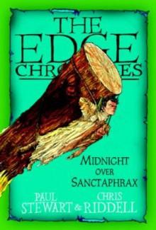 Midnight Over Sanctaphrax - Paul Stewart,Chris Riddell