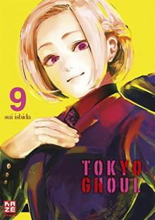 Tokyo Ghoul 09 - Yuko Keller, Sui Ishida