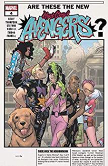 West Coast Avengers (2018-) #4 - Kelly Thompson,Stefano Caselli