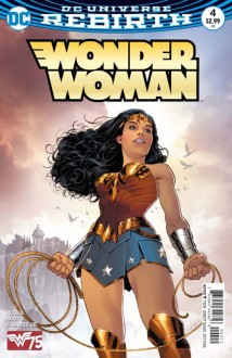 Wonder Woman (2016-) #4 - Greg Rucka