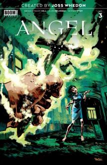 Angel #3 - Gabriel Cassata, Bryan Edward Hill, Dan Panosian, Joss Whedon
