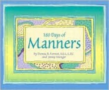180 Days of Manners - Donna Forrest
