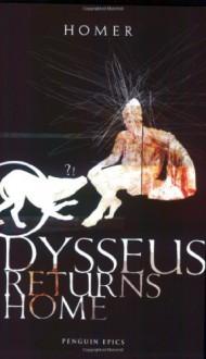 Odysseus Returns Home (Penguin Epics, #2) - Homer, Robert Fagles