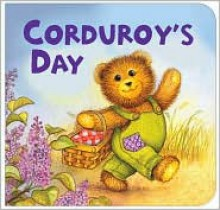 Corduroy's Day - Lisa McCue, Lisa McCue