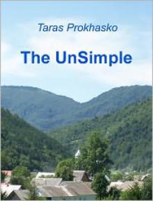 The UnSimple - Taras Prokhasko, Uilleam Blacker (Translator)