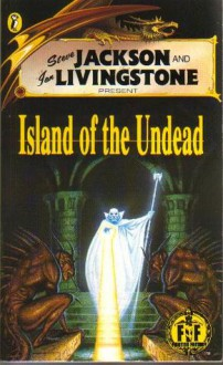 Island of the Undead - Keith Martin