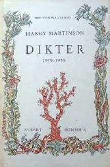 Dikter, 1929-1953 - Harry Martinson