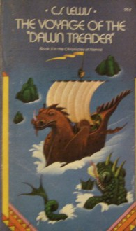 """The Voyage of the """"Dawn Treader"""" ~ C.S. Lewis ~ 1976 Paperback Edition ~ - C.S. Lewis"""