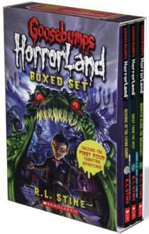 Goosebumps HorrorLand Boxed Set #1-4 - R.L. Stine