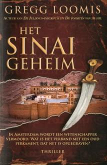 Het Sinaï-geheim (Langdon Reilly, #3) - Gregg Loomis