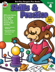 Best Buy Bargain Plus, Fourth Grade Skills and Practice - School Specialty Publishing, Frank Schaffer Publications