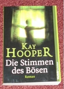 Die Stimmen Des Bösen - Alice Jakubeit, Kay Hooper