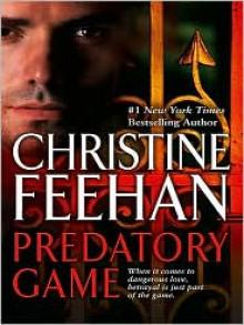 Predatory Game (Ghostwalkers, #6) - Christine Feehan
