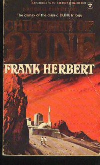 Children of Dune (Dune, #3) - Frank Herbert