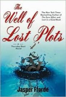 The Well of Lost Plots - Elizabeth Sastre, Jasper Fforde