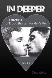 In Deeper - A Handful of Erotic Shorts for Men's Men - Olley White