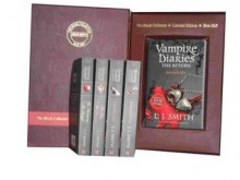 Vampire Diaries Collection: Awakening: and the Struggle Bks. 1 & 2, the Fury: and the Reunion Bks. 3 & 4, Nightfall, Shadow Souls & Midnight - L.J. Smith