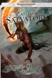 Stone of Tymora: Forgotten Realms - R.A. Salvatore, Geno Salvatore