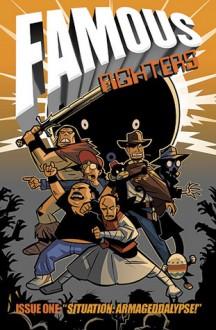 Famous Fighters - Tom Pappalardo, Matt Smith