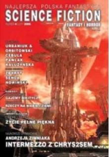 Science Fiction, Fantasy & Horror 04 (2/2006) - Magdalena Maria Kałużyńska, Red. Science Fiction Fantasy & Horror