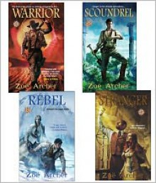 The Blades of the Rose Bundle: Warrior, Scoundrel, Rebel, & Stranger - Zoe Archer