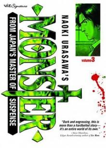 Naoki Urasawa's Monster vol. 3 - Naoki Urasawa