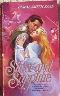Silver and Sapphire - Coral Smith Saxe