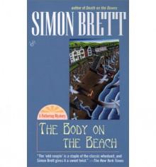 The Body on the Beach - Simon Brett